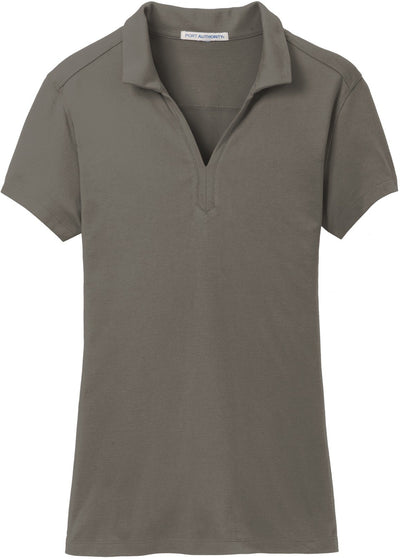 Port Authority Ladies Rapid Dry Mesh Polo