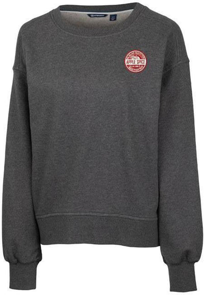 Cutter & Buck Ladies Saturday Crewneck Sweatshirt