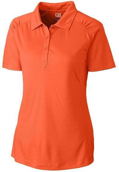 Cutter&Buck Ladies DryTec Northgate Polo-XS-College Orange-Thread Logic