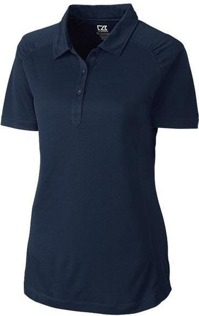 Cutter&Buck Ladies DryTec Northgate Polo-XS-Navy-Thread Logic
