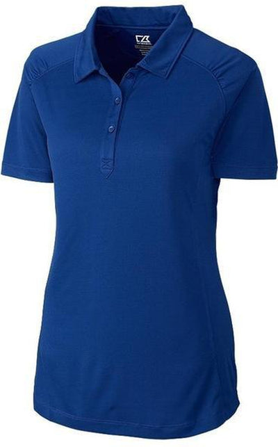 Cutter&Buck Ladies DryTec Northgate Polo-XS-Tour Blue-Thread Logic