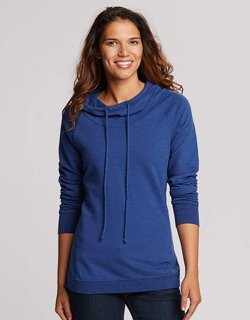 Cutter&Buck Ladies L/S Tie Breaker Hoodie-Thread Logic