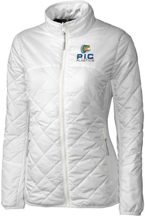 Cutter&Buck Ladies Lt Wt Sandpoint Quilted Jacket-Thread Logic