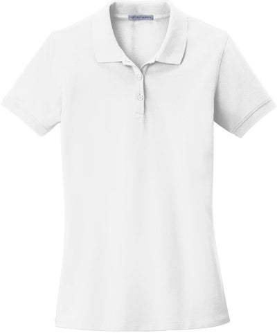 Ladies EZCotton Pique Polo