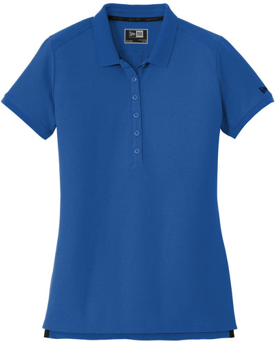 Royal New Era Ladies Venue Home Plate Polo