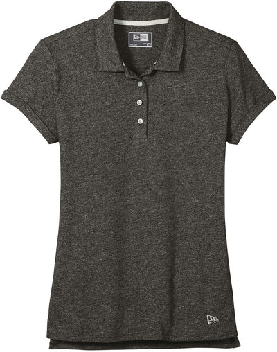 New Era Ladies Slub Twist Polo