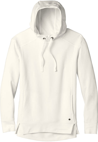 OGIO Ladies Luuma Pullover Fleece Hoodie-XS-Ivory Snow-Thread Logic
