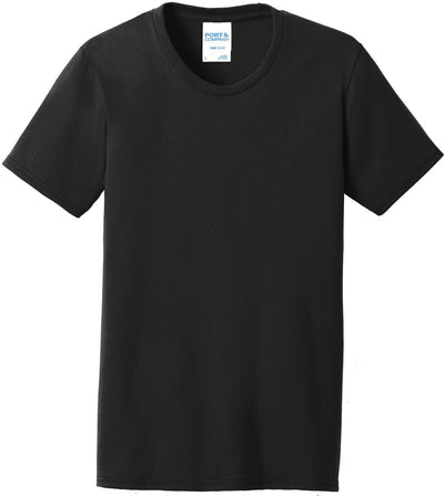 Jet Black Ladies 50/50 T-Shirt