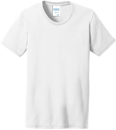 White Ladies 50/50 T-Shirt