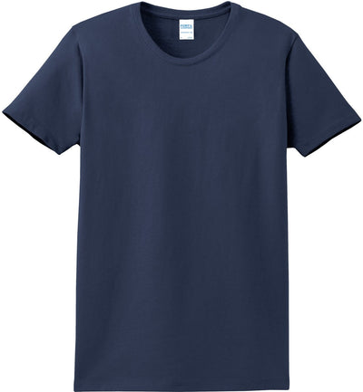 Navy Ladies Essential T-Shirt