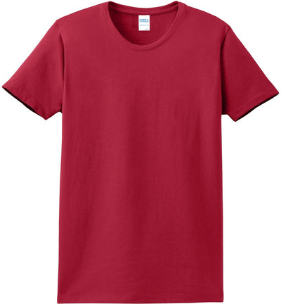 Red Ladies Essential T-Shirt