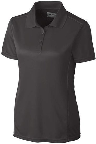 Clique Ladies Ice Sport Polo-XS-Titan-Thread Logic