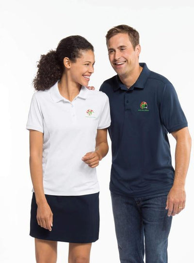 Clique Ladies Ice Sport Polo-Thread Logic no-logo