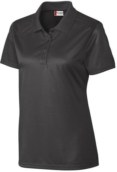 Clique Ladies Malmo Snag Proof Polo-XS-Titan-Thread Logic