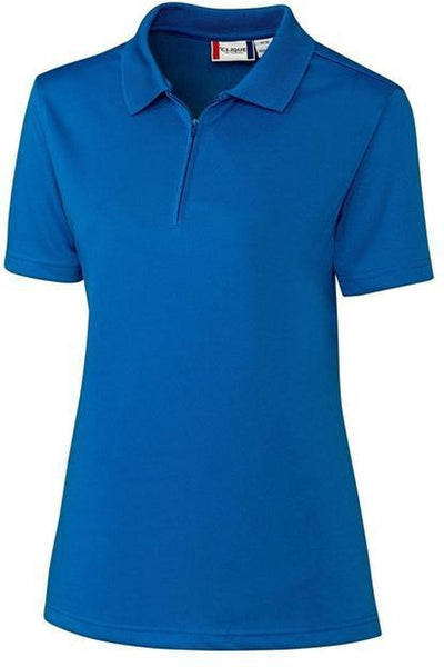 Royal Clique Ladies Malmo Snag Proof Zip Polo