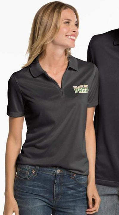 Clique Ladies Malmo Snag Proof Zip Polo