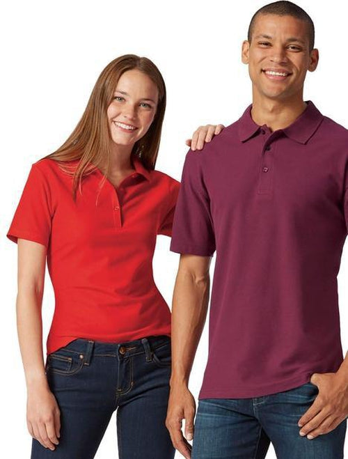Clique Ladies Addison Polo-Thread Logic no-logo