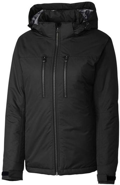 Clique Ladies Kingsland Jacket-S-Black-Thread Logic