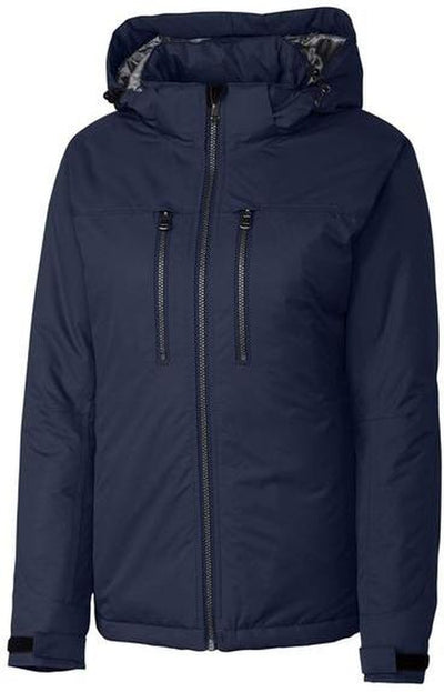 Clique Ladies Kingsland Jacket-S-Dark Navy-Thread Logic