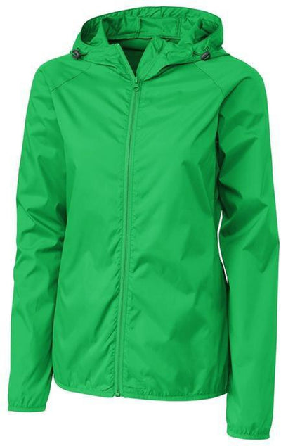 Clique Ladies Reliance Packable Jacket-S-Apple Green-Thread Logic