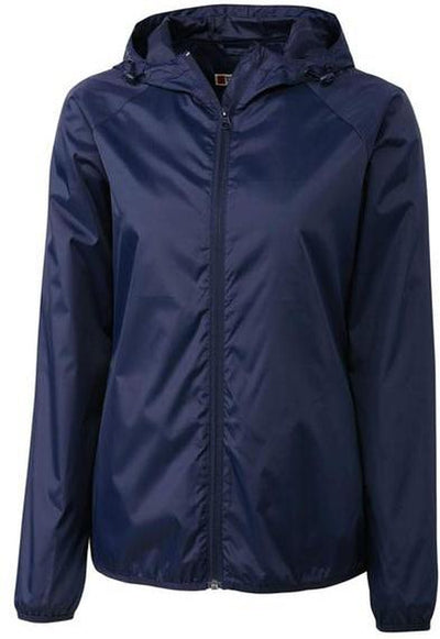 Clique Ladies Reliance Packable Jacket-S-Navy-Thread Logic
