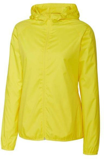 Clique Ladies Reliance Packable Jacket-S-Neon Yellow-Thread Logic