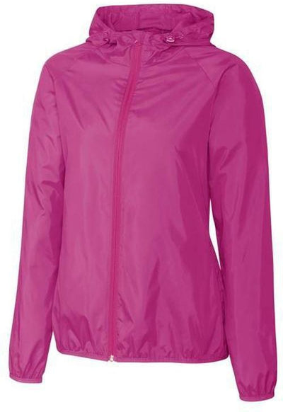 Clique Ladies Reliance Packable Jacket-S-Ribbon Pink-Thread Logic