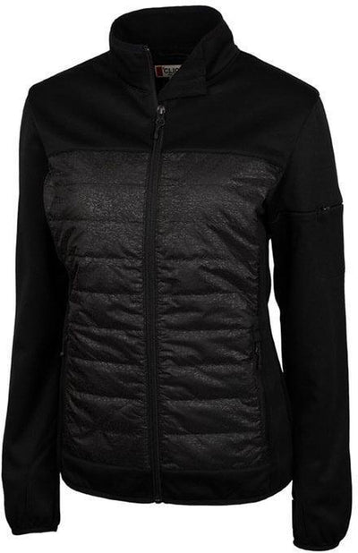 Clique Ladies Fiery Hybrid Jacket-Ladies Jackets-Thread Logic