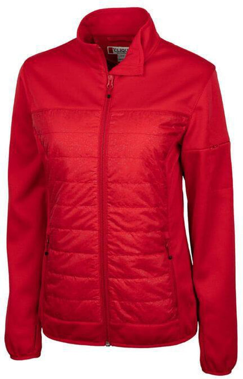Clique Ladies Fiery Hybrid Jacket