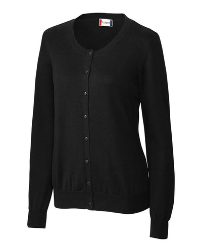 Clique Ladies Imatra Cardigan Sweater-XS-Black-Thread Logic