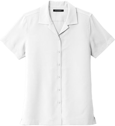 Port Authority Ladies Short Sleeve Performance Staff Shirt