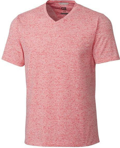 Cutter&Buck Advantage Space Dye Tee-S-Alarm-Thread Logic