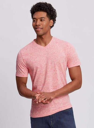 Cutter&Buck Advantage Space Dye Tee-Thread Logic