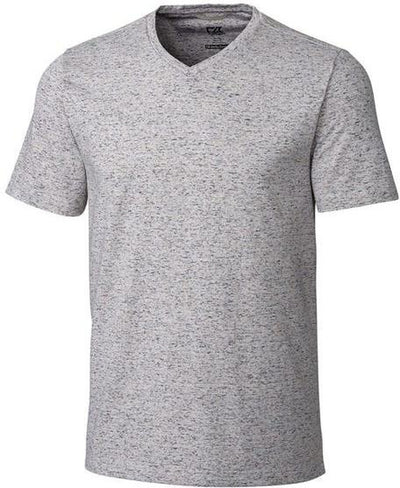Cutter&Buck Advantage Space Dye Tee-S-Elemental Grey-Thread Logic
