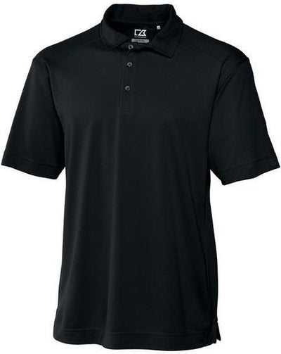 Cutter&Buck DryTec Genre Polo-S-Black-Thread Logic