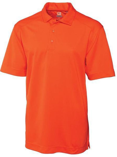 Cutter&Buck DryTec Genre Polo-S-College Orange-Thread Logic