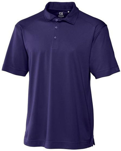 Cutter&Buck DryTec Genre Polo-S-College Purple-Thread Logic