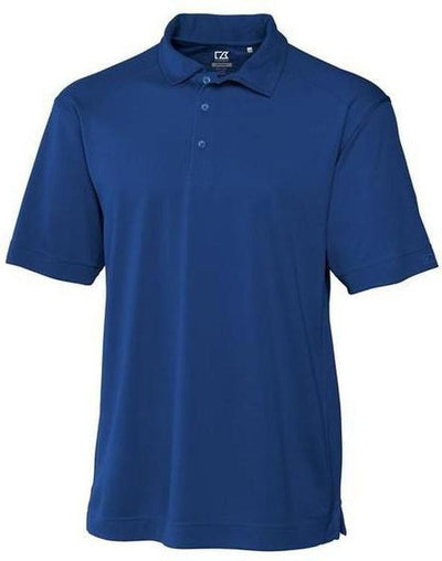 Cutter&Buck DryTec Genre Polo-S-Tour Blue-Thread Logic