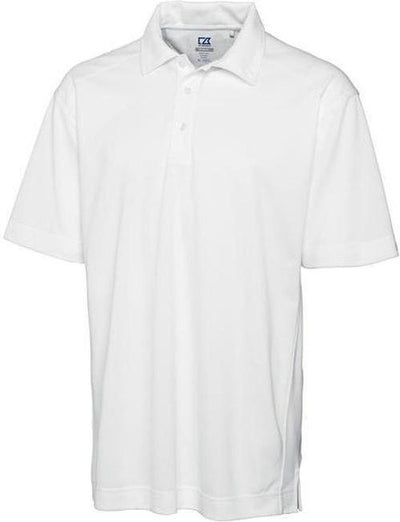 Cutter&Buck DryTec Genre Polo-S-White-Thread Logic