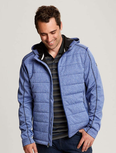 Cutter&Buck Altitude Quilted Jacket-Thread Logic no-logo