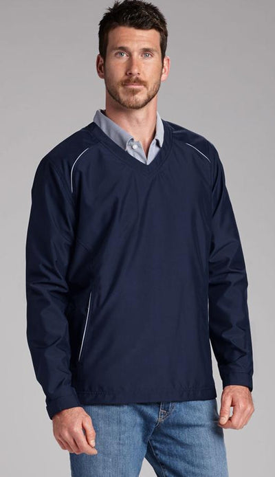 Cutter&Buck WeatherTec V-neck Jacket-Thread Logic