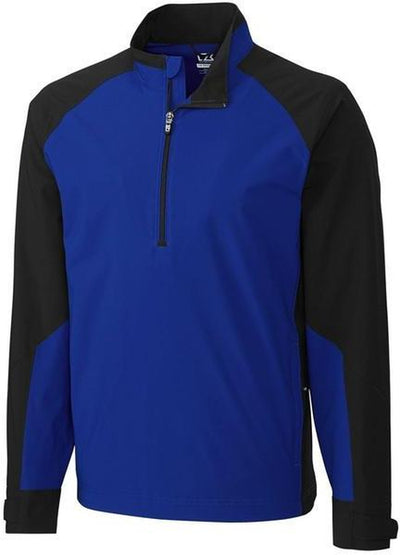 Cutter&Buck WeatherTec Summit Half Zip-S-Complex-Thread Logic