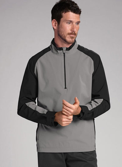 Cutter&Buck WeatherTec Summit Half Zip-Thread Logic