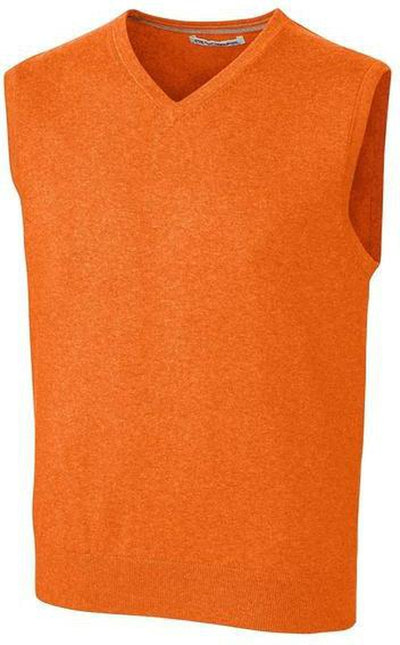 Cutter&Buck Lakemont Vest-S-College Orange-Thread Logic