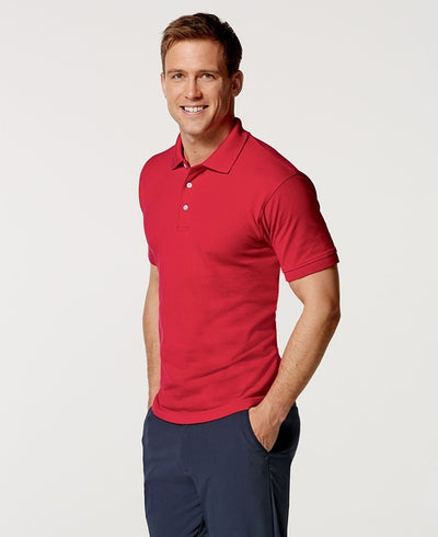 Clique Lincoln Pique Polo-Thread Logic no-logo