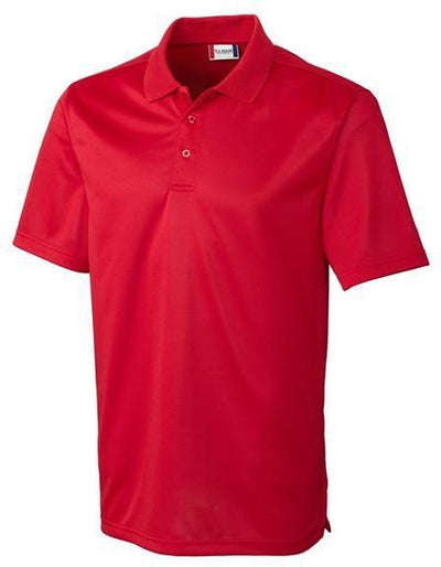 Clique Malmo Snagproof Polo-S-Red-Thread Logic