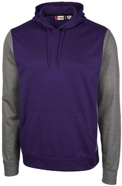 Clique Helsa Sport Colorblock Pullover Hoodie-Men's Layering-Thread Logic