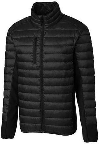 Clique Lemont Jacket-S-Black-Thread Logic