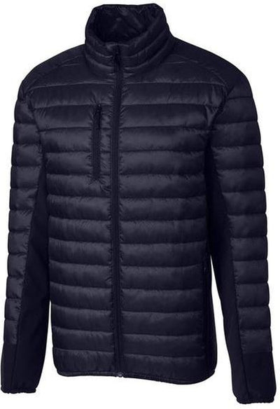 Clique Lemont Jacket-S-Dark Navy-Thread Logic