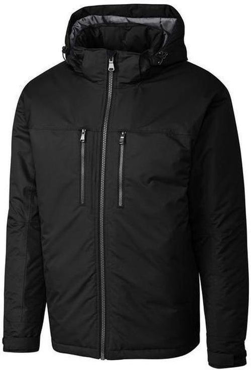Clique Kingsland Jacket-S-Black-Thread Logic